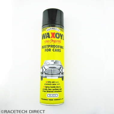 WaxOyl Black Waxoyl Spray (Black) 400ml