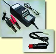 RD84 Battery Charger/ Conditioner Cigarette Adaptor