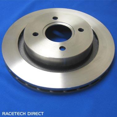J0136A TVR Brake Disc Rear - Chimaera & Griffith