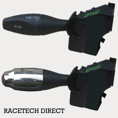 Racetech - Part No. TVR RD9 TVR Indicator Switch Alloy Cover