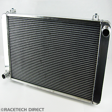 Racetech - Part No. TVR K0340 Radiator V8 S models Full Alloy