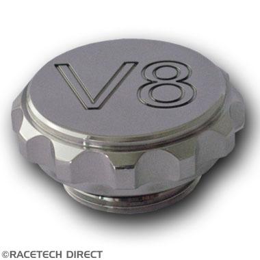 Racetech - Part No. TVR OFV8 TVR OIL FILLER CAP - TVR V8