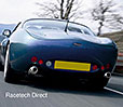 U1605  TVR SCREEN - REAR - TVR Tuscan  OE