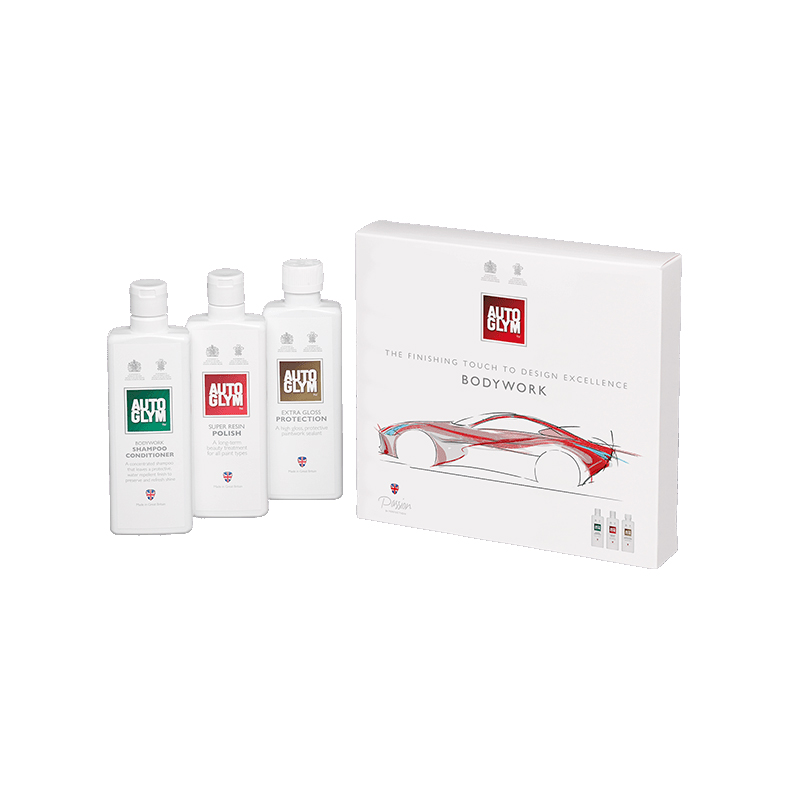 RDVP3SB AutoGlym Bodywork Collection